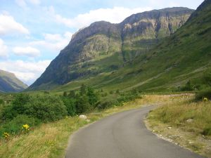 Glencoe Path