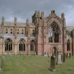 The Historic Melrose Abbey