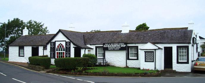 Old Blacksmith's Shop Gretna Green