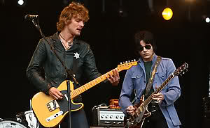 The Raconteurs at T in the Park