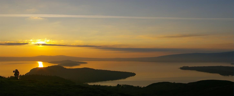 Loch Sunset