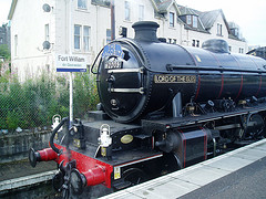 Steam Train Used In Harry Potter Films