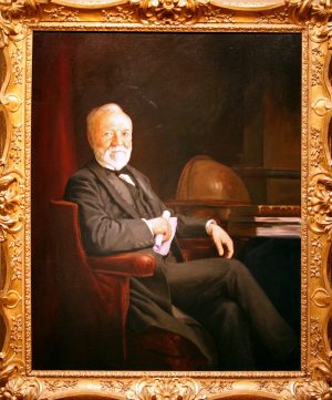 Profile of Andrew Carnegie