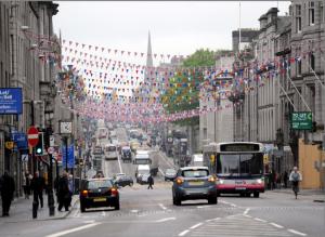 Union Stree Aberdeen