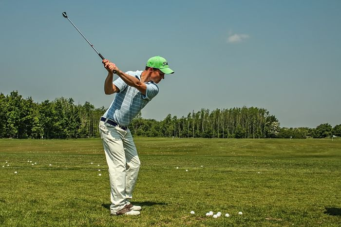 Theory Of The Natural Golf Swing