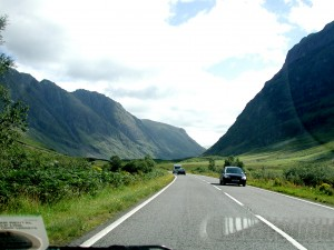 Travel in Scotland