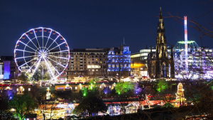 Edinburgh New Year