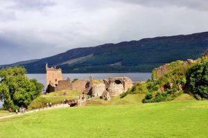 Loch Ness, Urquhart Castle