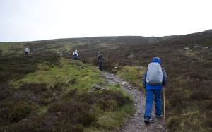 Scotland Walking