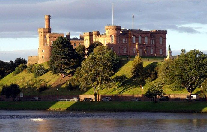 Inverness Castle