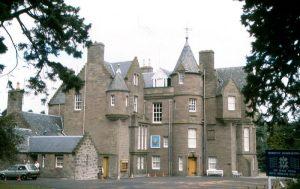 Balhousie Castle