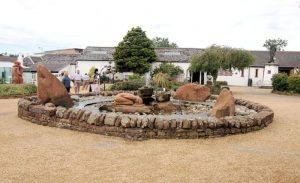 Gretna Fountain
