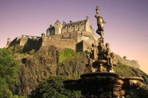 Edinburgh Shore Excursion