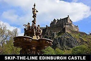 Skip the line Edinburgh Castle