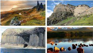 Scotland sights